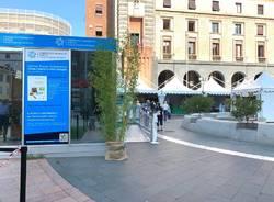 La Fiera di Varese in piazza monte Grappa