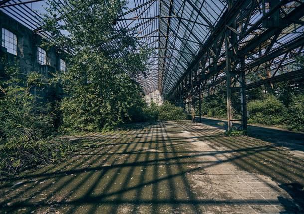 Le foto, il racconto e le emozioni delle due visite guidate all'ex Isotta - Fraschini