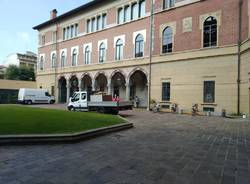 Legnano - trasloco uffici ex Tribunale