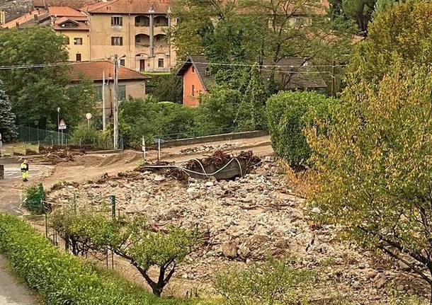 Luvinate alluvione foto di Giacomo Bonfadini