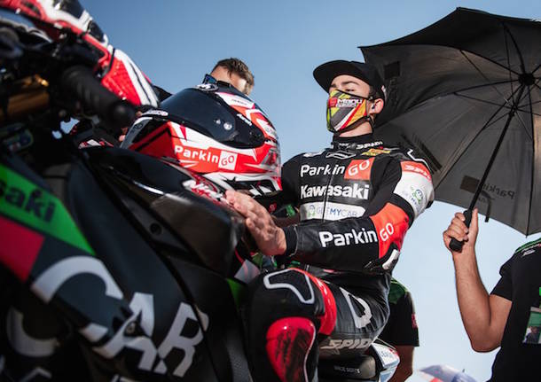 manuel gonzalez motociclismo team parkingo