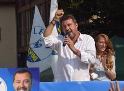 Matteo Salvini a Legnano