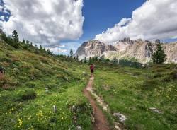 montagna sentiero