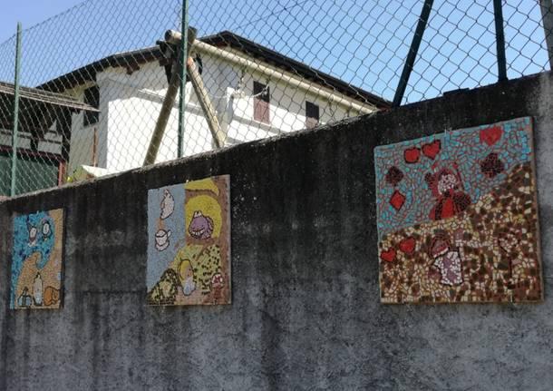 mosaici cuvio