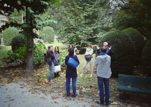 Nature Urbane a Villa Toeplitz