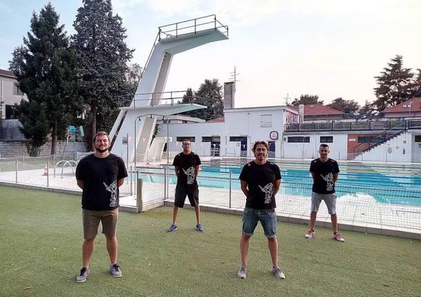 I nuotatori del Carroccio inaugurano l'anno nuovo con una nuova squadra agonistica