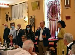 Palio di Legnano, cena di apertura per la contrada San Bernardino