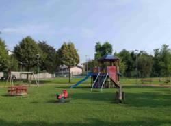 parco giochi via ungaretti parabiago