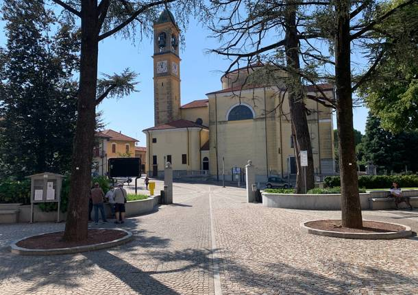 piazza comune gorla maggiore