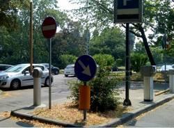 posteggio - parcheggio - Amga