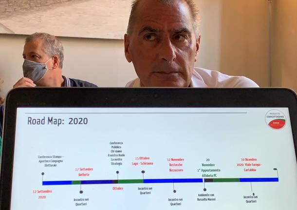 Presentazione campagna 2021 progetto concittadino