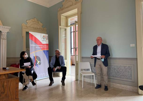 Presentazione del BAFF 2020
