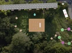 progetto parcheggio olgiate olona via tovo