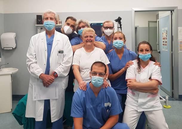 reparto gastroenterologia