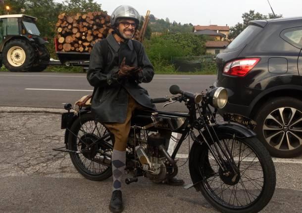 Rievocazione della Sei Giorni Motostoriche di Varese