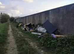 rifiuti abbandonati cassano magnago