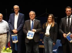 Saronno, il confronto fra i candidati sindaci scalda la serata al Teatro Giuditta Pasta