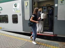 """Saronno, rientro a scuola: """"Su pullman e treni norme rispettate. Contenti di ripartire"""""""