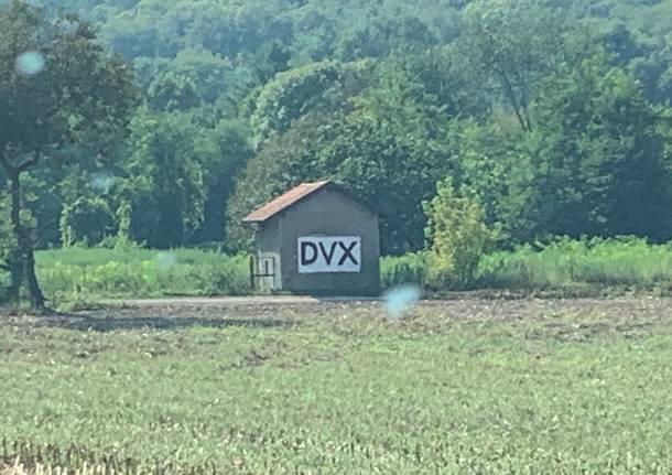 Scritta DVX gemonio