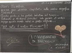 scuola marchirolo messaggio carabinieri