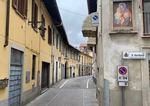 Somma Lombardo centro storico