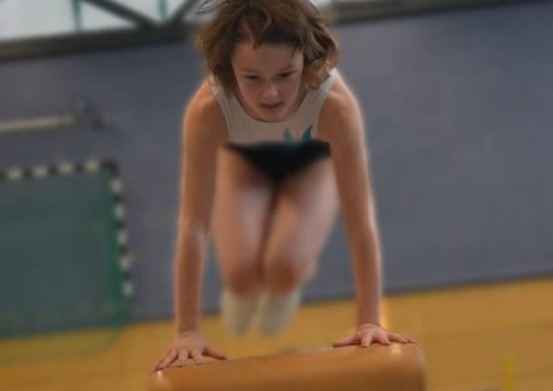 sport bambini palestra