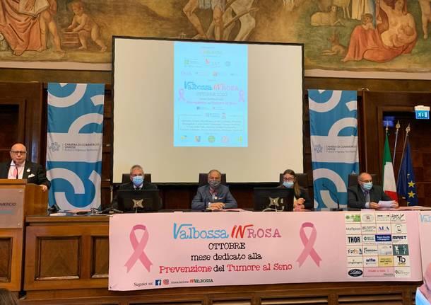 Valbossa in Rosa 2020, la presentazione