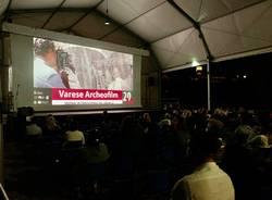 Varese Archeofilm, sold out la prima serata
