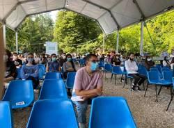 Varese - Consegna della Costituzione ai neo-maggiorenni