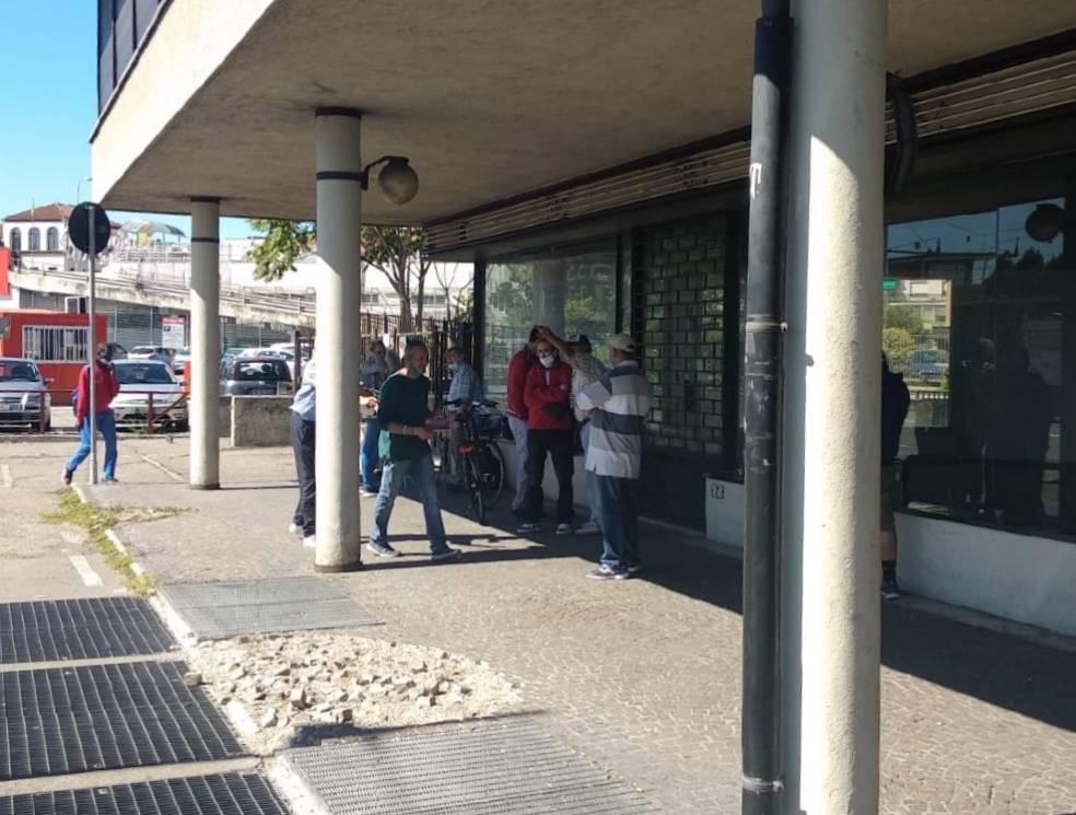Varese - Il Viandante, primo giorno per strada