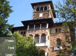 villa montevecchio samarate