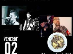 Weekend di Live Music & Pizzoccheri da iComHub a Turate