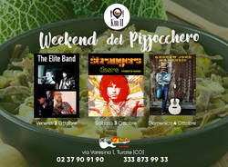 Weekend di Live Music & Pizzoccheri da iComHub a Turate