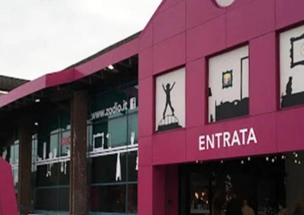 Zodio Gallerie Ex Auchan Rescaldina
