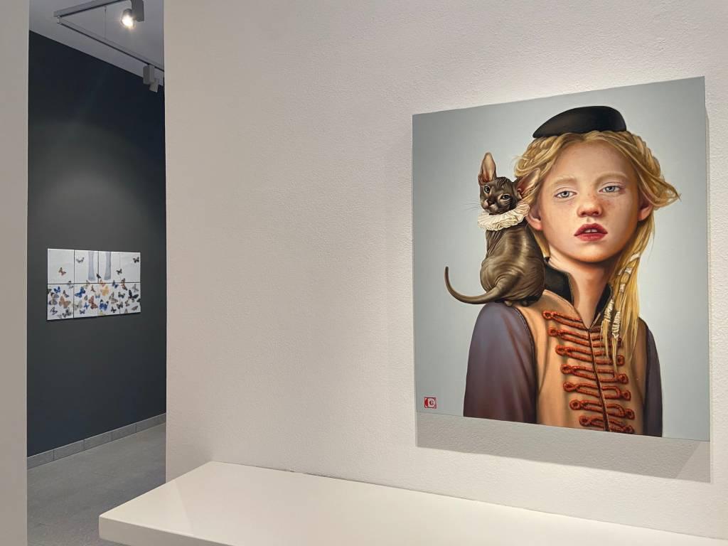 """""""A kind of magic"""", nuova mostra alla Galleria PUNTO SULL'ARTE"""