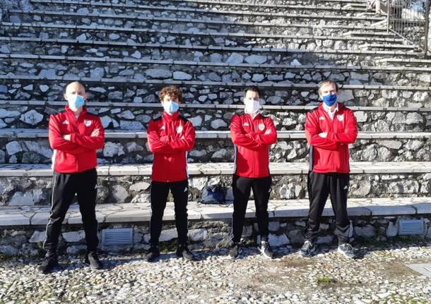 Accademia Calcio Varese al Sacro Monte