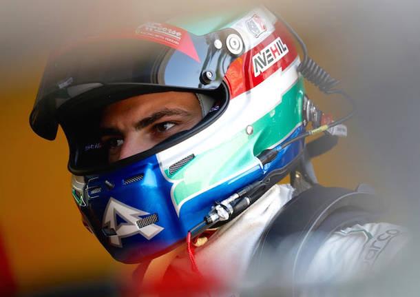 automobilismo campionato italiano gran turismo alessio rovera