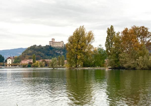 Lo spettacolo dell'autunno all'Oasi della Bruschera