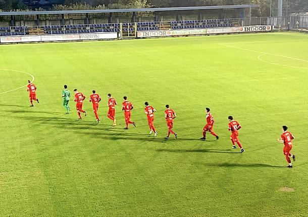 calcio pro patria