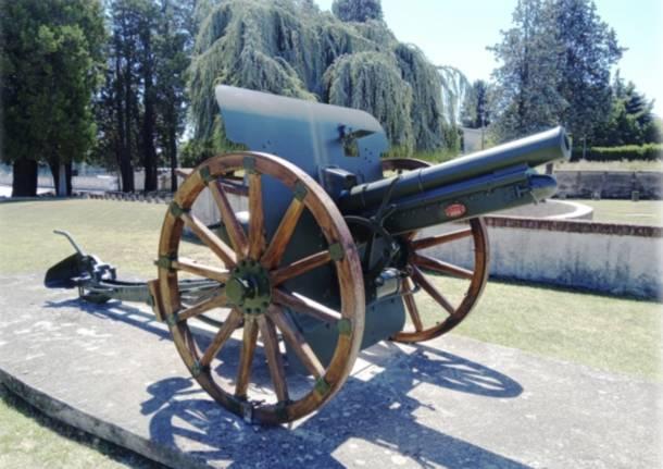 Cannone Krupp 75/27 modello 1911