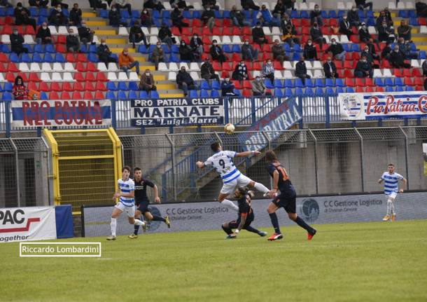 Serie C, Pro Patria - Pistoiese