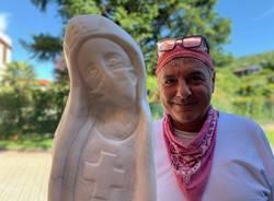 Lo scultore della Madonna con la mascherina