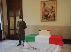 Il rientro della salma di Lorenzo Moia, morto in Germania nel 1944