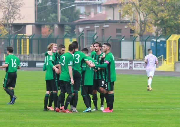 Castellanzese - Legnano 5-2