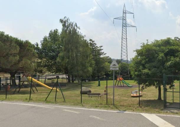 Castronno parco pubblico