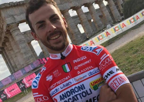 ciclismo giro d'italia 2020 luca chirico androni sidermec