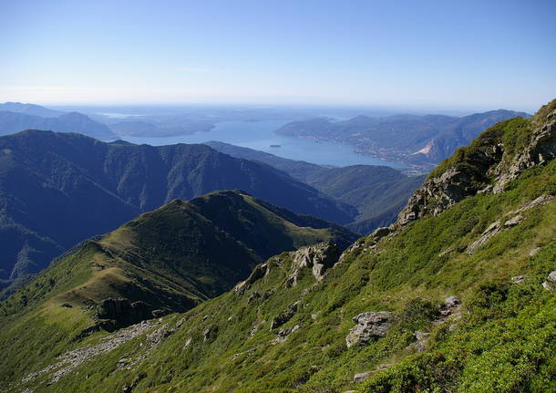 cima sasso valgrande sentiero italia