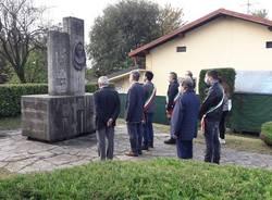 Commemorazione del partigiano Mauro Venegoni