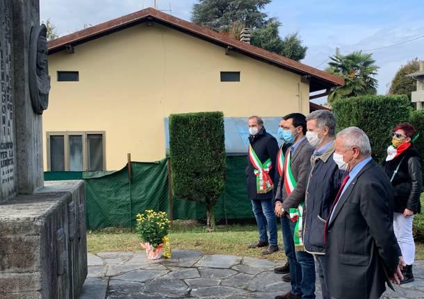 Commemorazione  Mauro Venegoni 2020