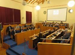 Consiglio comunale Lorenzo Radice